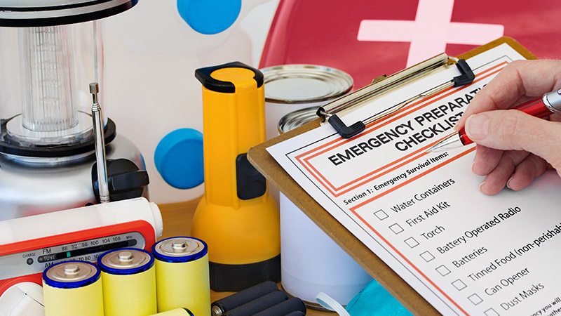 Tips on Disaster Kits