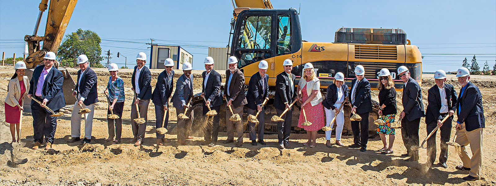 Official groundbreaking ceremony welcomes over 3,000 community members