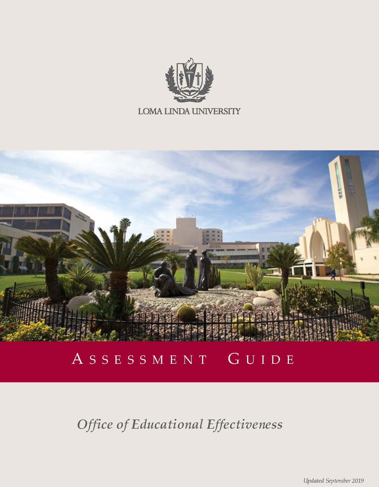 LLU Assessment Guide 2015-2016