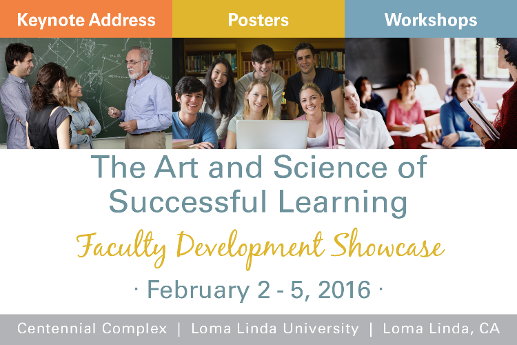 The Art and Science of Successful Learning agenda cover
