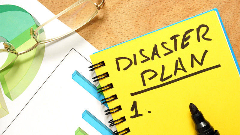 Month of January - Family Disaster Plans