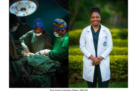 Surgery residency program in Africa graduates inaugural class at Loma Linda University Health Global Campus
