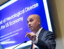 LLU neurosurgeons urge congressional caucus to invest in neuroscience technologies