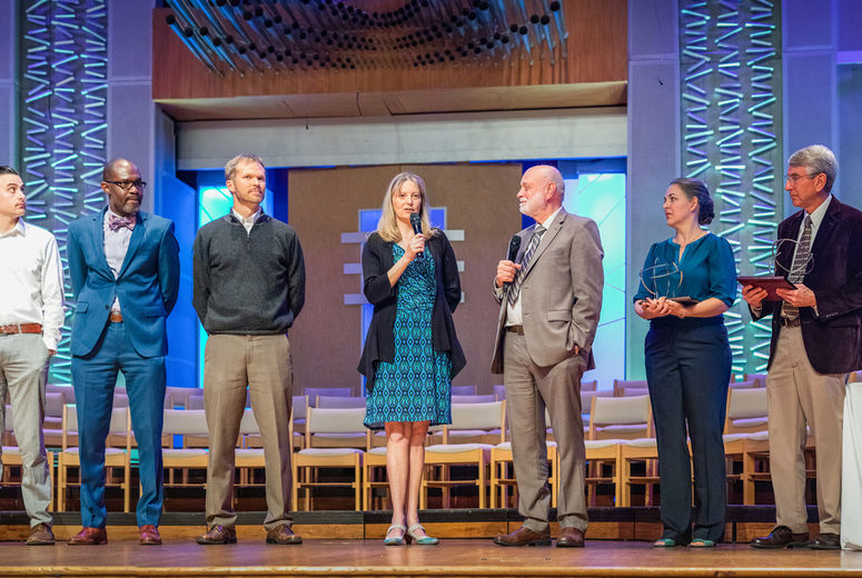 Several Loma Linda University students and faculty members participated in the Mission Vespers.