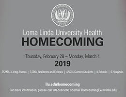 Homecoming info banner