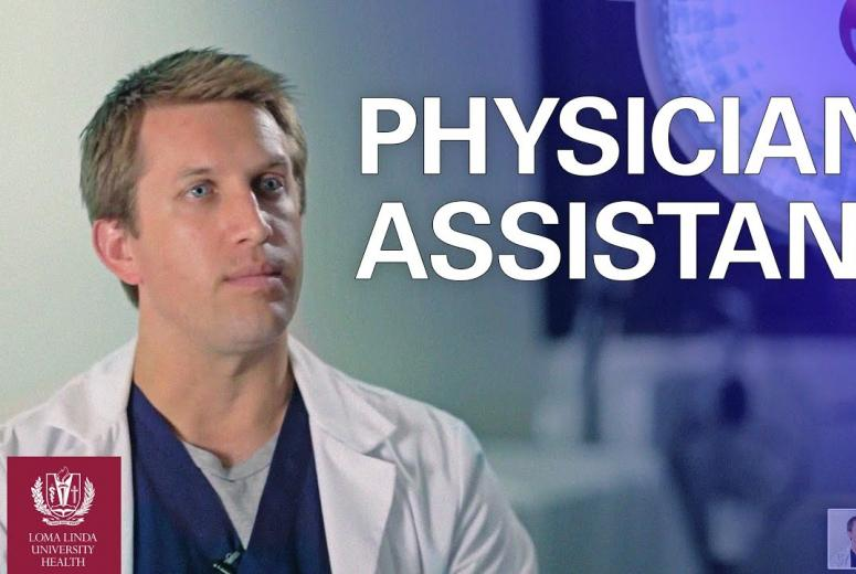 Physician Assistant, MPA video