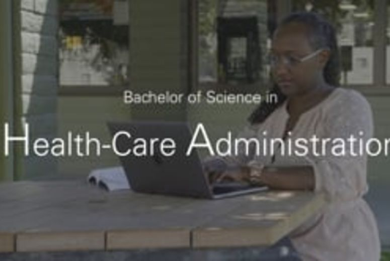 Health-Care Administration, BS (Online) video
